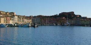 Hafen von Pertoferraio